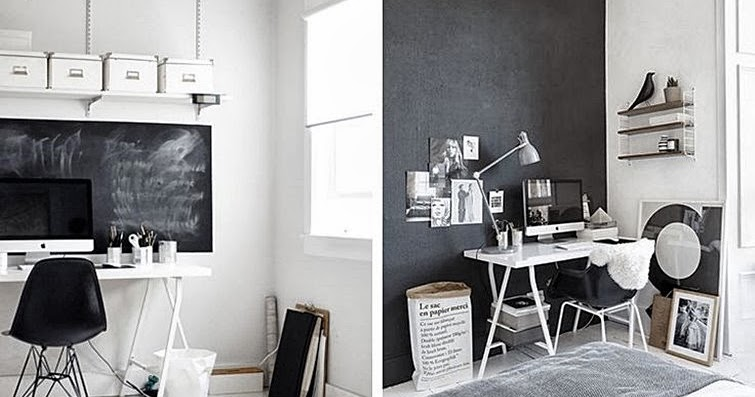 Petitecandela blog de decoraci n diy dise o y muchas Decoracion de espacios de trabajo