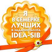 """""""IDEA-SIB"""""""