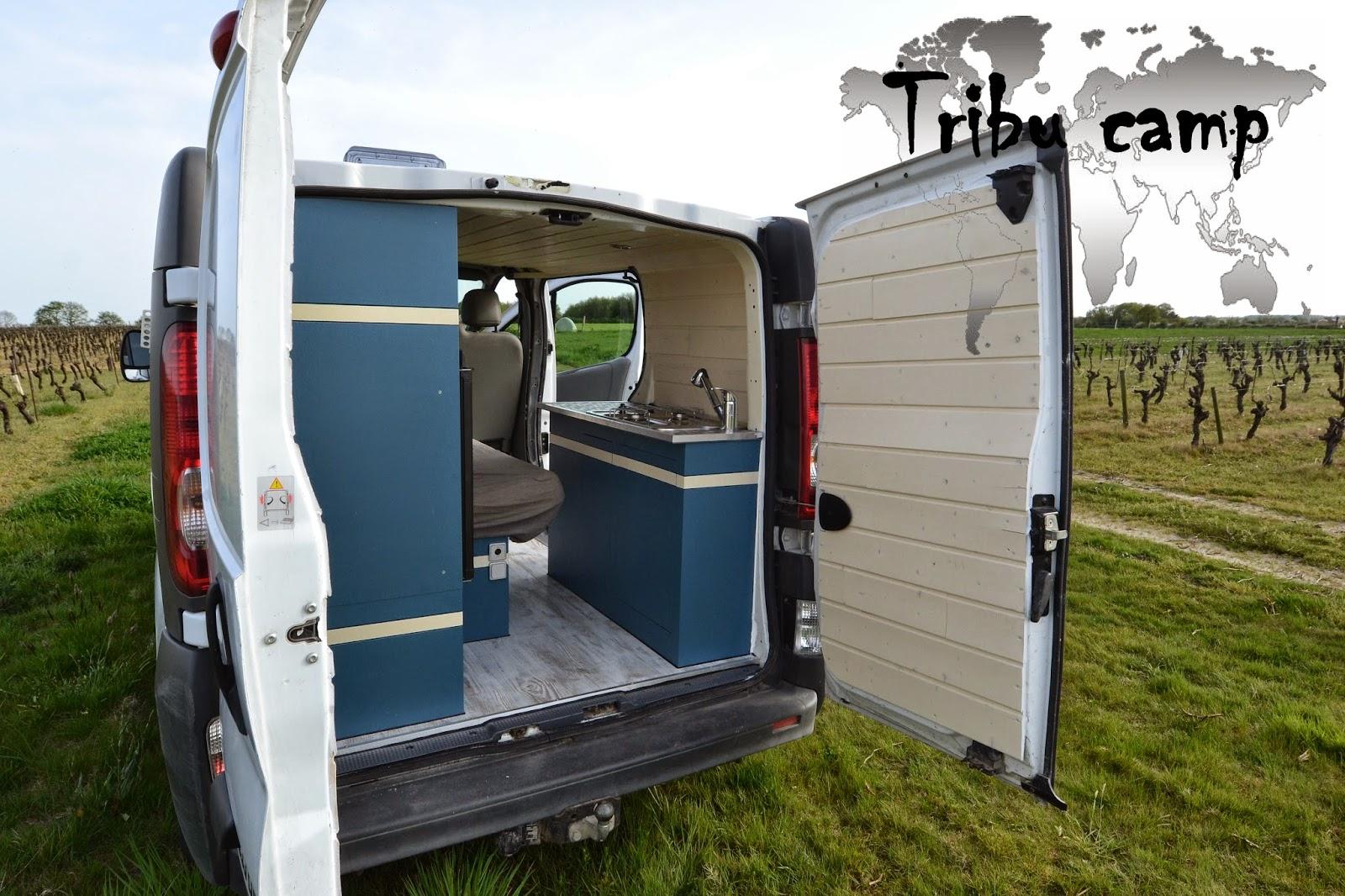 Berühmt Aménagement de véhicules: RENAULT Trafic L1H1 FR41