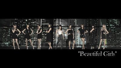 Girls' Generation's Beautiful Girls Nails