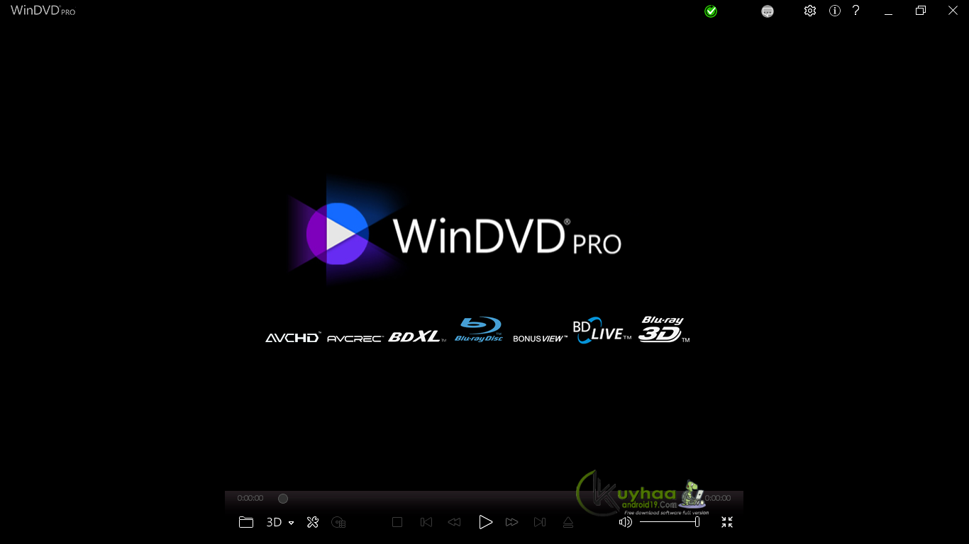 Corel WinDVD Pro kuyhaa