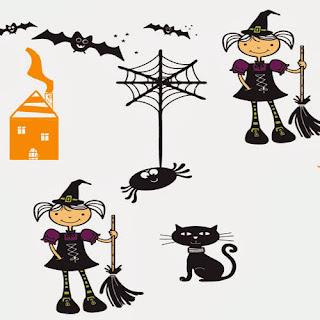 Fondos de brujas