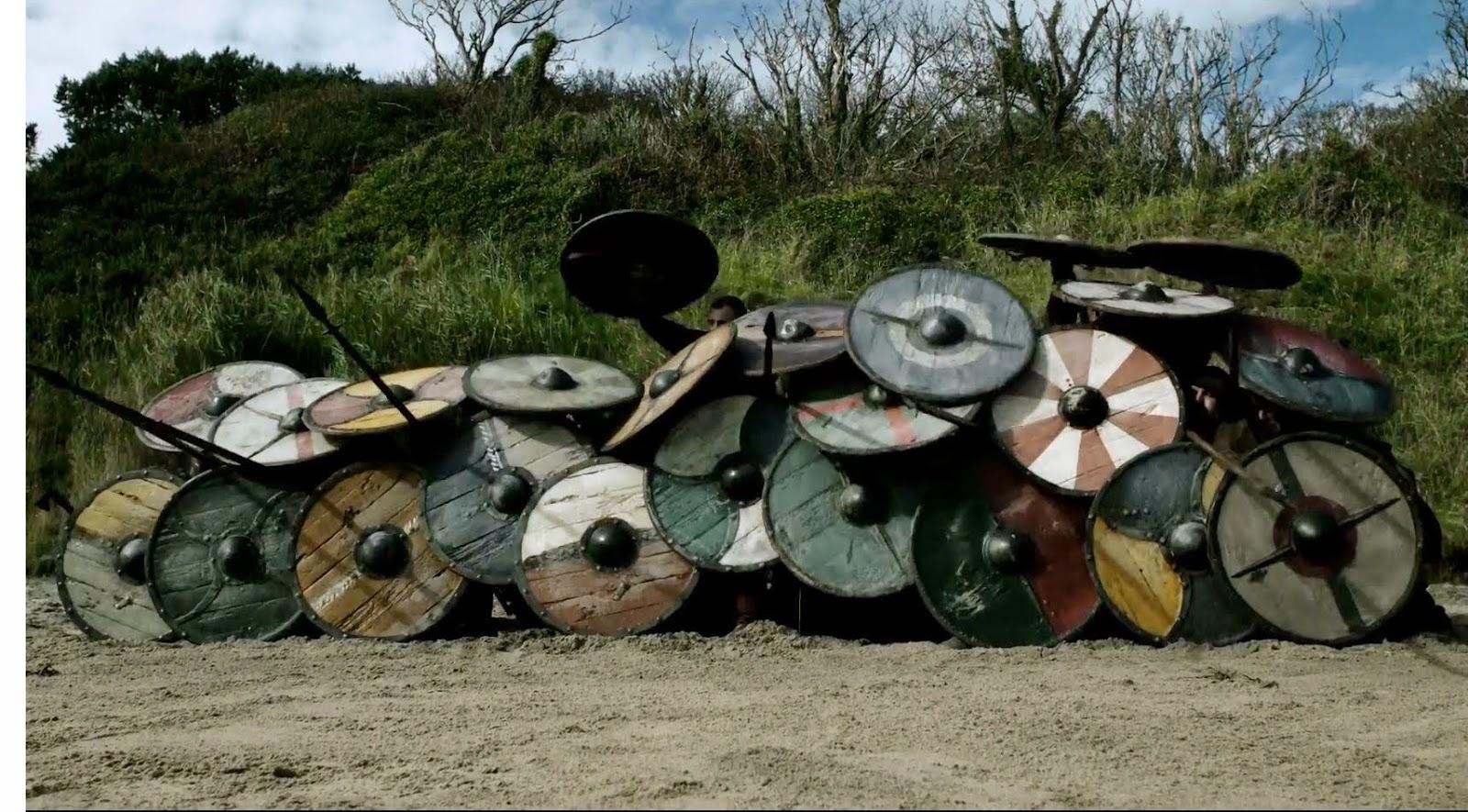 Linked Shields