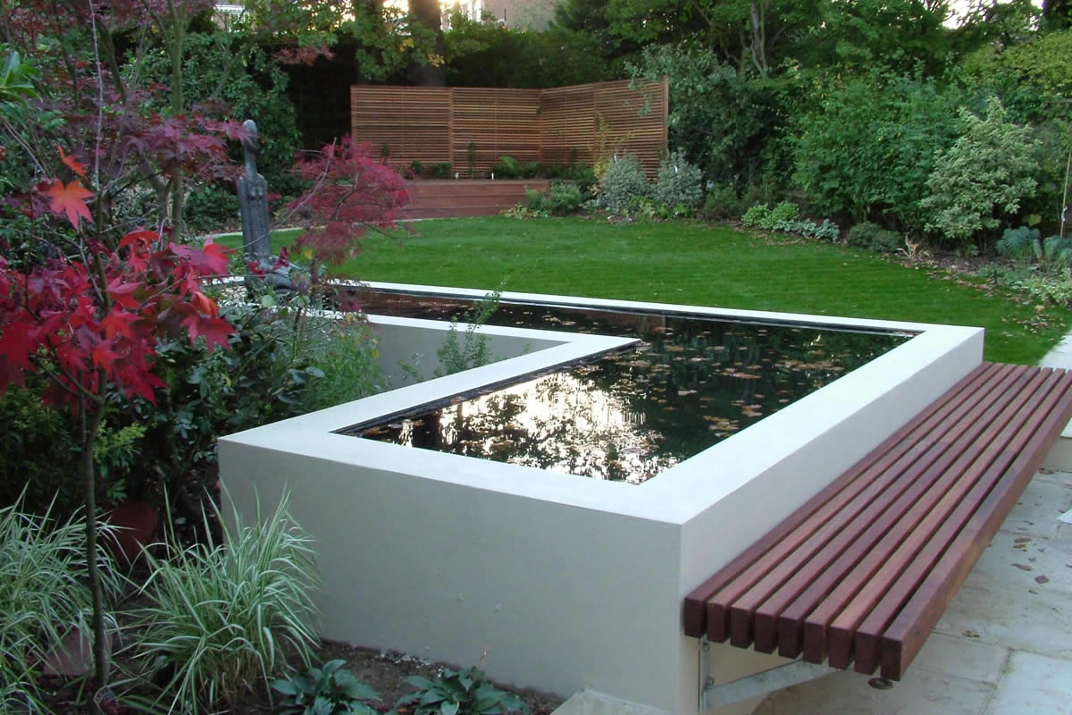 Inspire and create 8 1 tips for Contemporary koi pond design