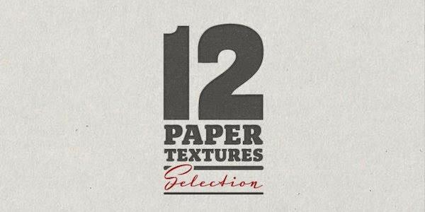 3. Paper Textures
