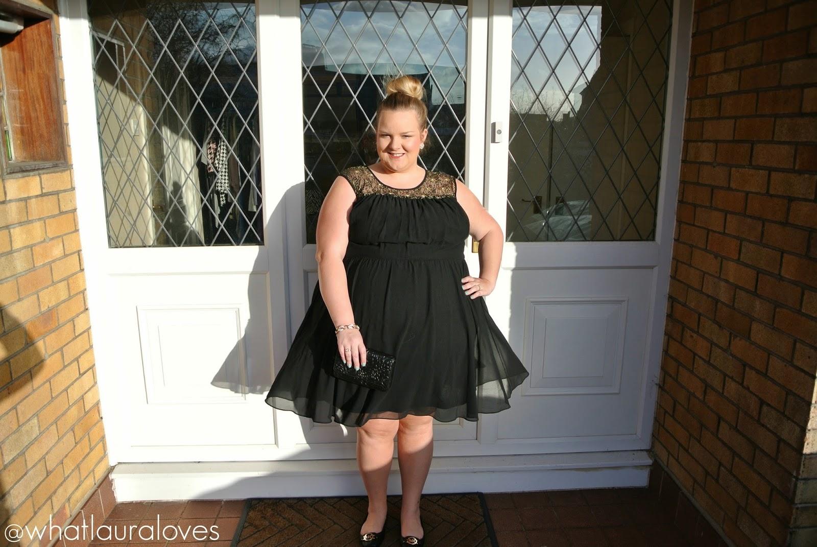 Lovedrobe Evans Plus Size Dress