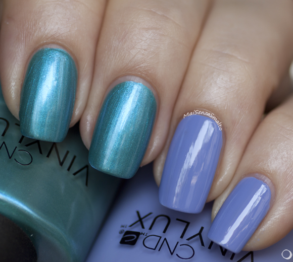 CND Vinylux LOST LABYRINTH #191 WISTERIA HAZE #193