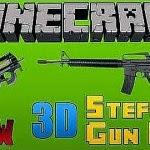 s Stefinus 3D Guns 1.7.10/1.7.2/1.6.4 Mod MineCraft