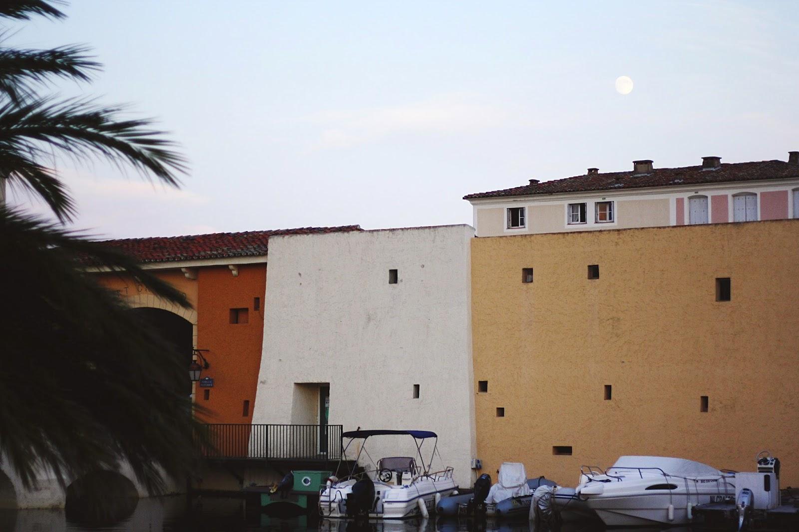 venise provençale côte d'azur bateaux