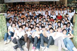 卓越青年参访慈爱智障院 8月/2012