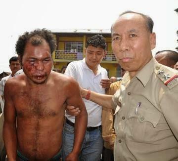 Four-year-old girl raped in Rangpo
