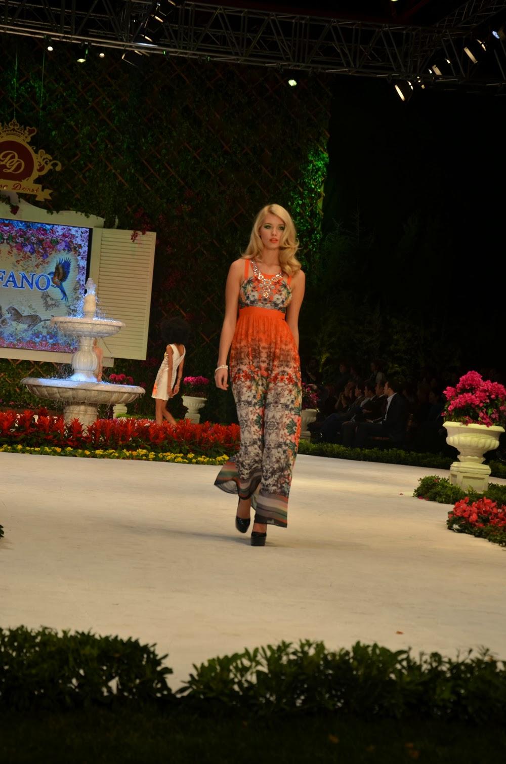 Dosso dossi fashion show antalya 64