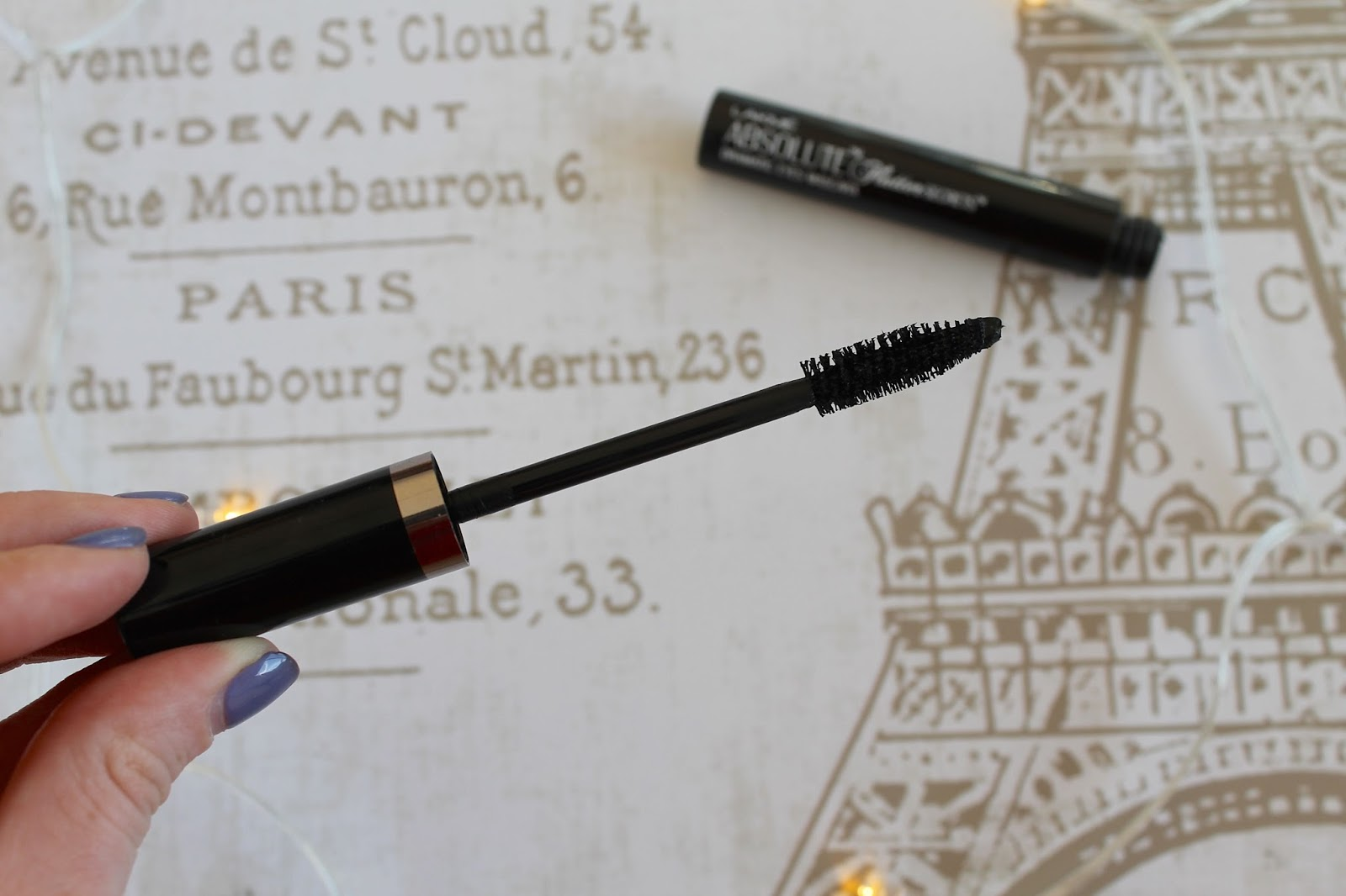 Lakme absolute mascara blog