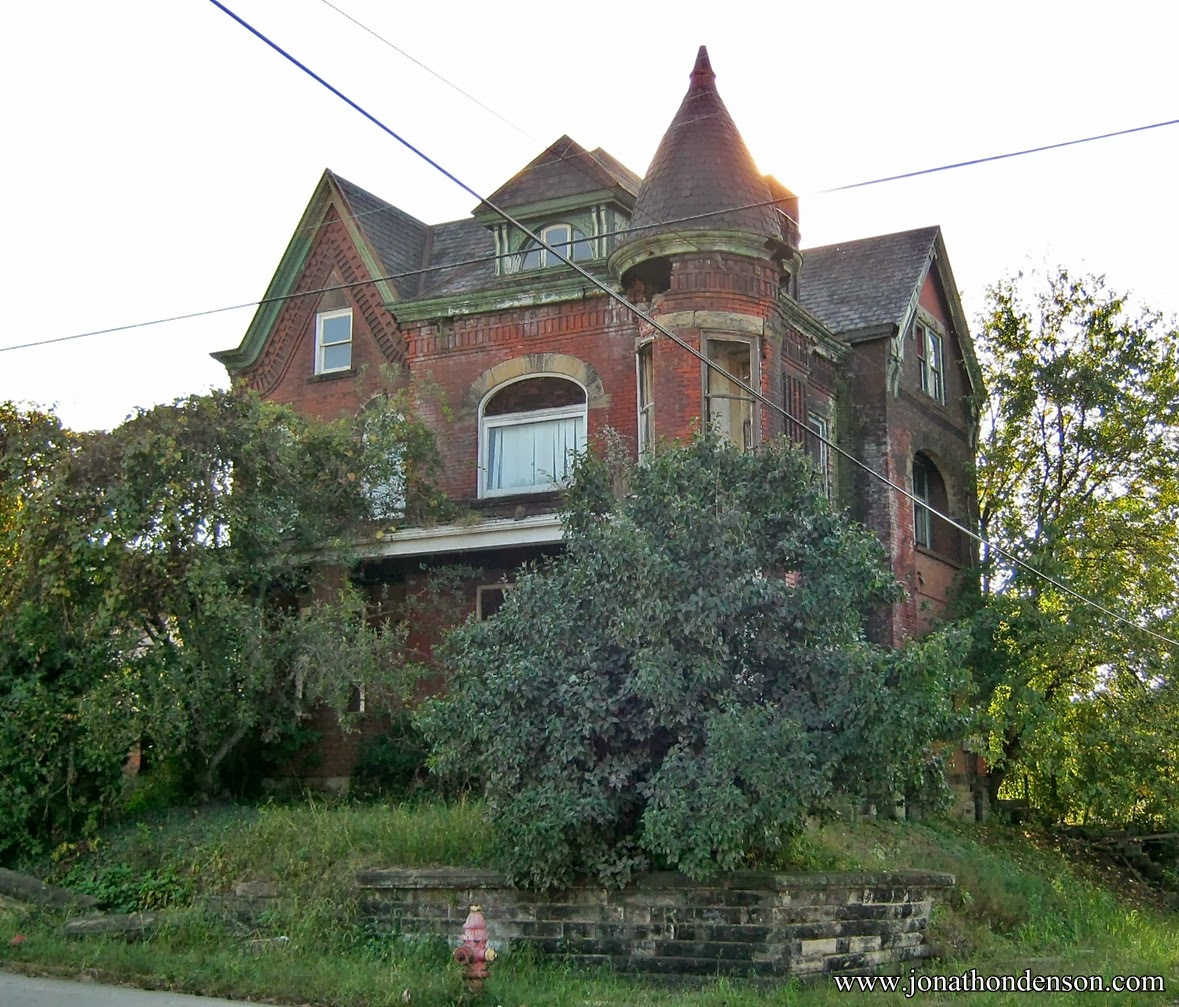 Discovering historic pittsburgh january 2011 - Mansion victoriana ...