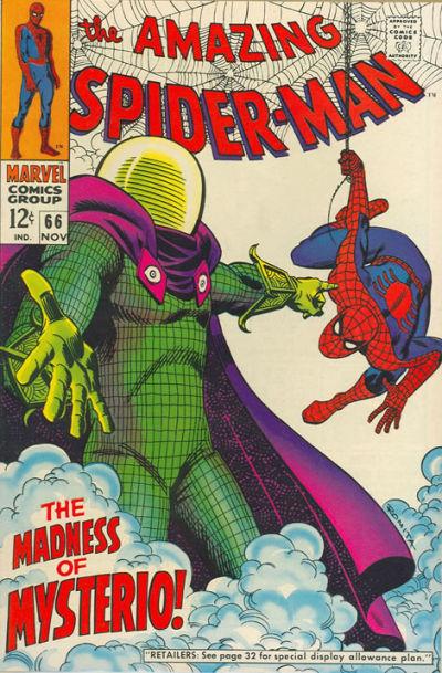 Mysterio spectacular spider man - photo#16