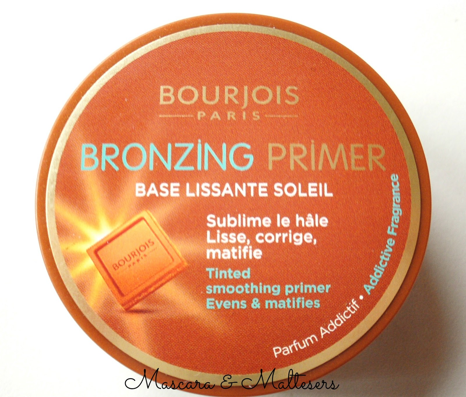 Bourjois Paris Bronzing Primer Tub