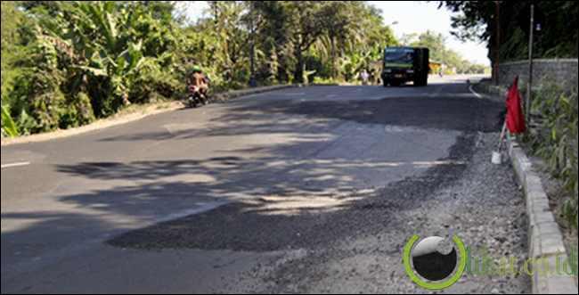 Jalan Jenderal Sudirman, Ciamis