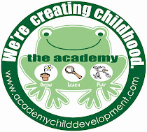 MEET A.C.E. THE FROG!  (ACADEMY CHILDREN EXCEL)