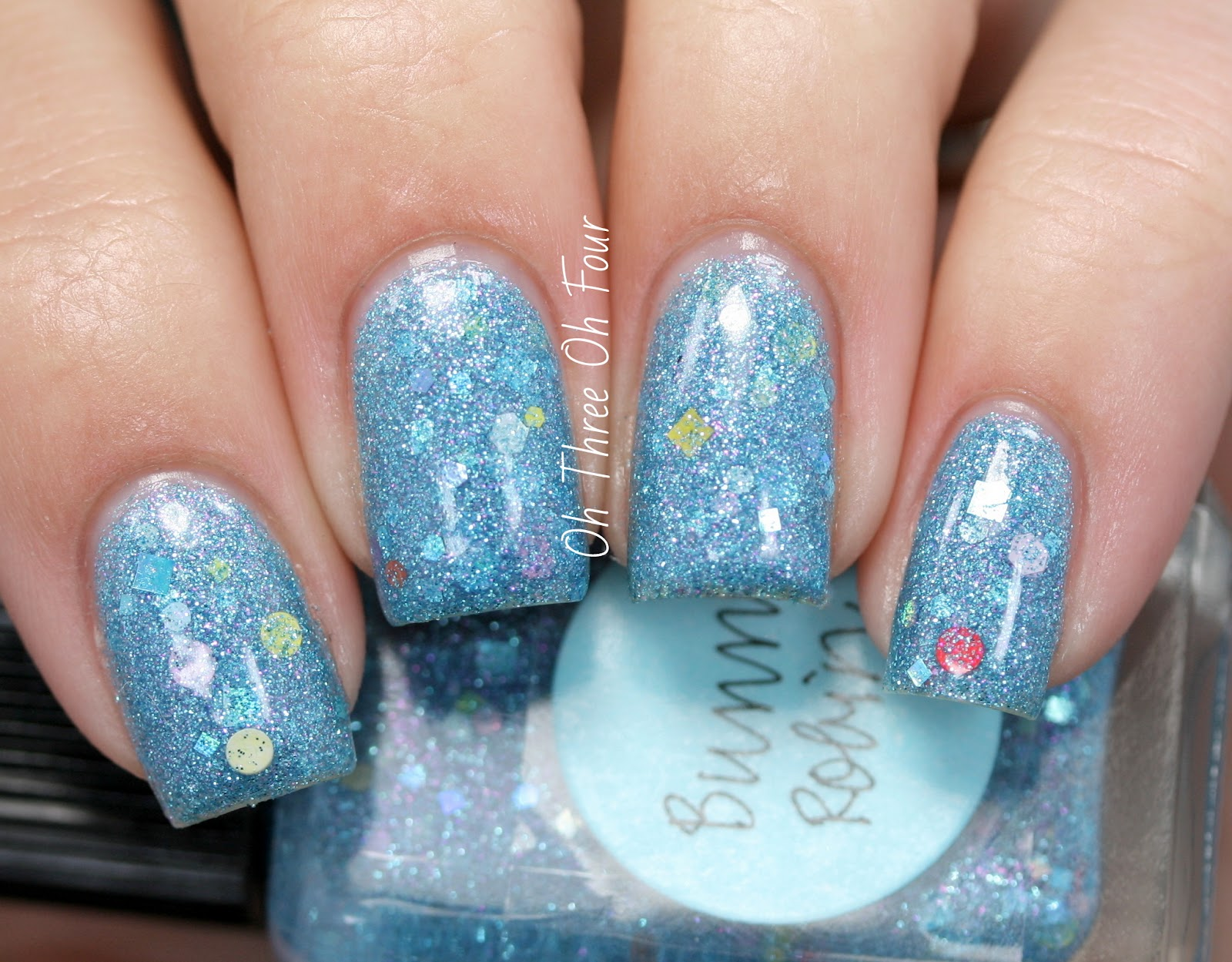 Oh Three Oh Four: Lynnderella Bunny Magic Collection Swatches