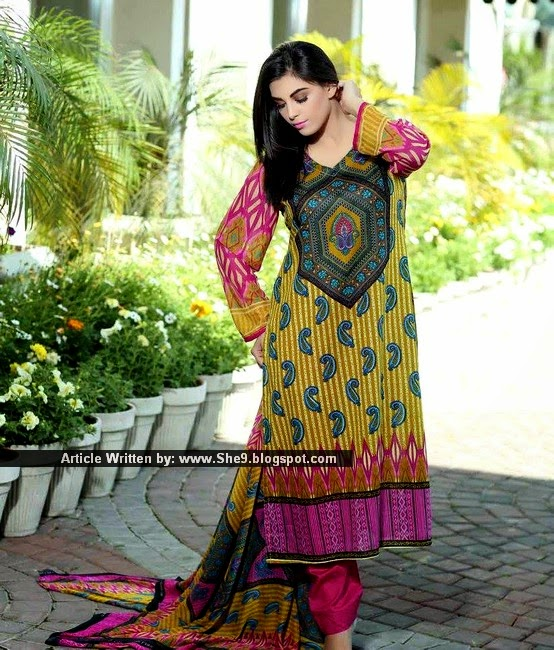 Jhilmil sitara lawn collection forecasting to wear in autumn in 2019