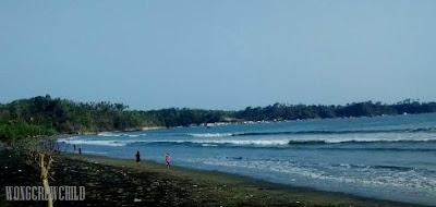 lokasi pantai sidem tulungagung