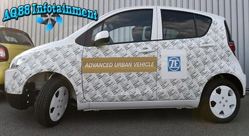 ZF merupakan manufaktur komponen otomotif berupa transmisi otomatis asal Jerman.
