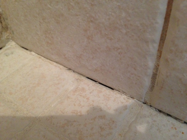 Two It Yourself Drain Worms And DIY Recaulking The Shower - Bathroom tile grout cracking