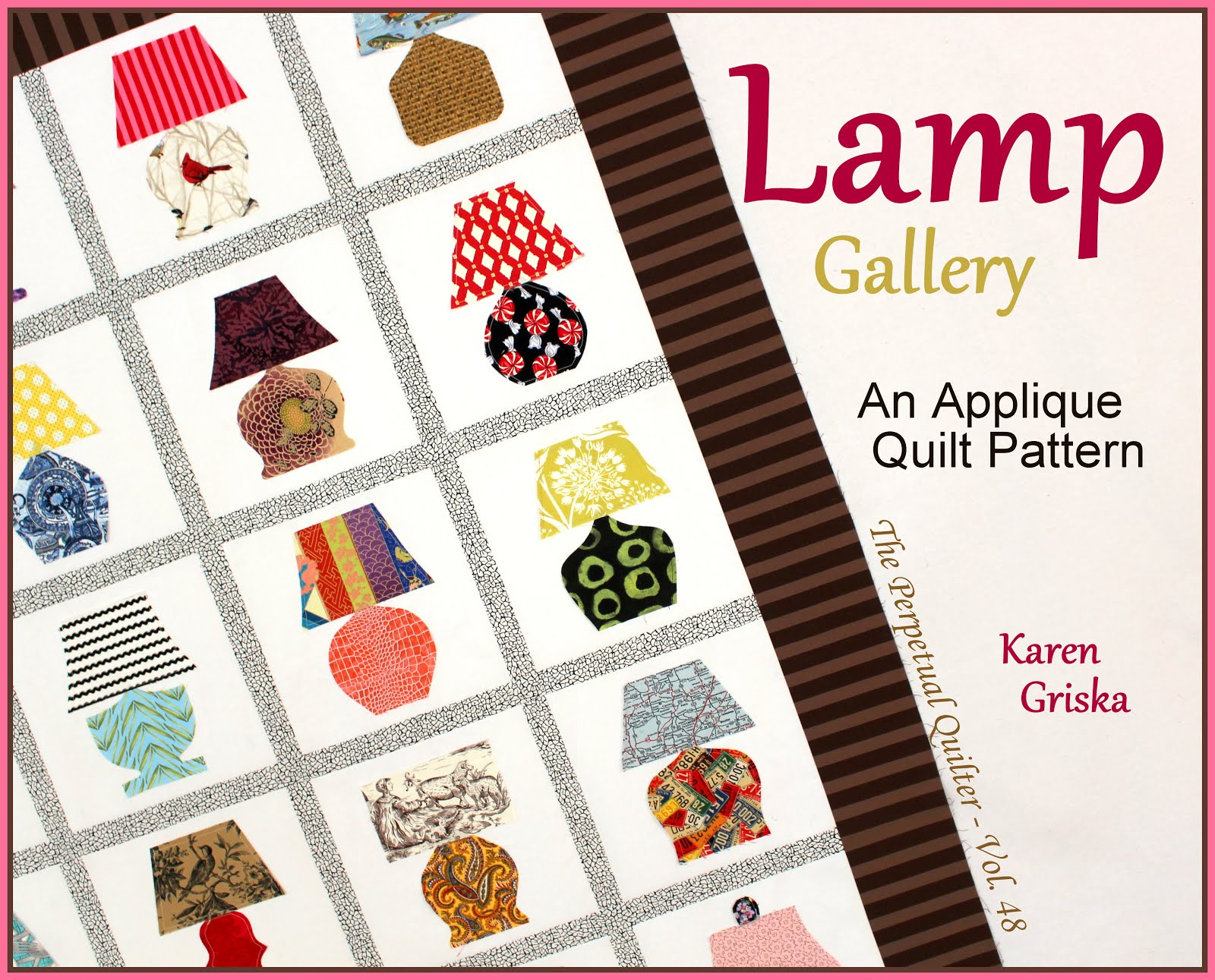New Pattern! Lamp Gallery