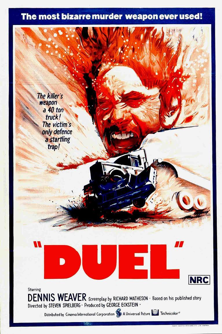 Duel de Steven Spielberg Duel+affiche6