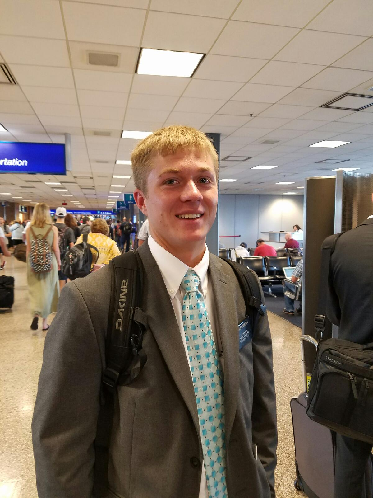 Elder Jared Johnson