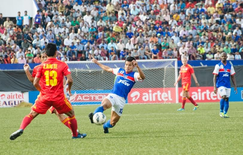 Bengaluru FC champions of Airtel i-League