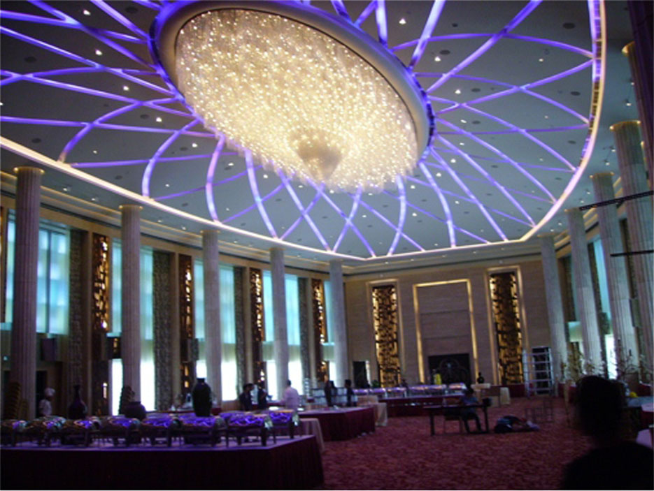 Reception Venue in Jakarta for Wedding  ShangriLa Hotel