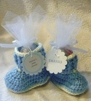 Lets create: Baby Shower Favors