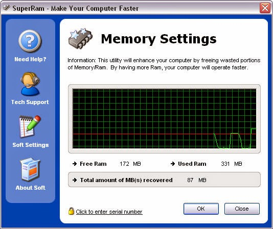 download super ram, free program, myegy super ram