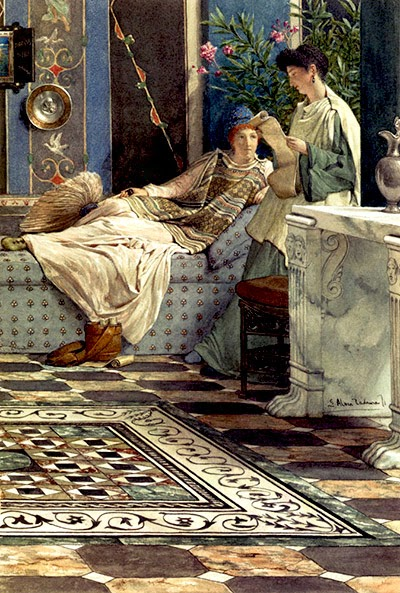 """Vivere nell'Antica Roma, vista guidata con biglietto d'entrata """"Gratuito"""" a Palazzo Massimo alle Terme 28/12/13 h 16.00"""