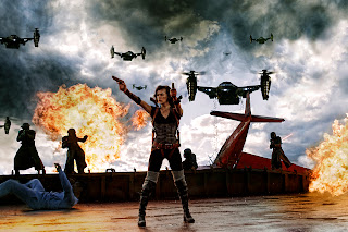 Resident Evil Retribution Movie HD Wallpaper