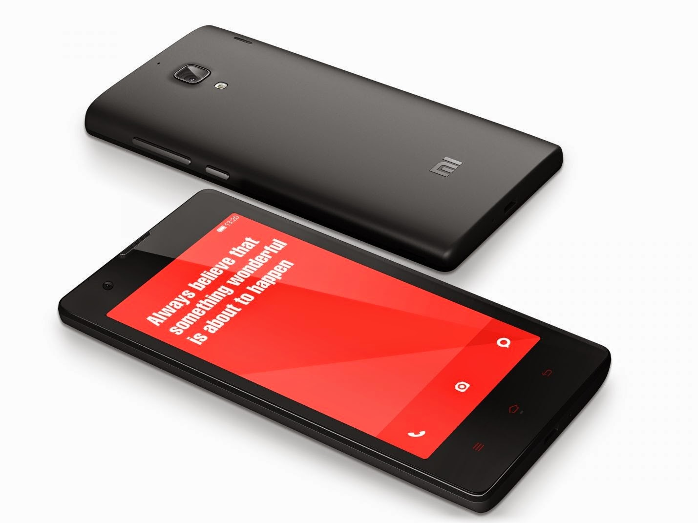 Xiaomi Hongmi Redmi 1S mobile phone features