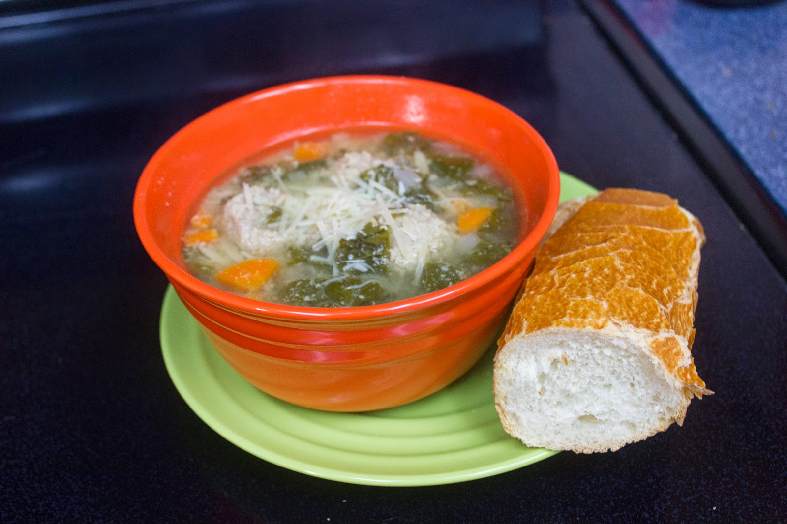Crafts Cakes And Cats Crock Pot Italian Wedding Soup With Turkey Meatballs