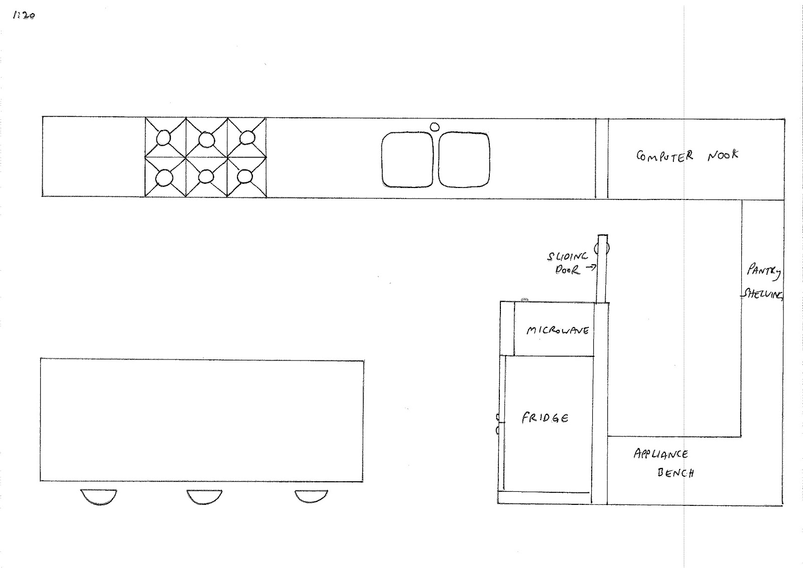 Plans For A Kitchen Island