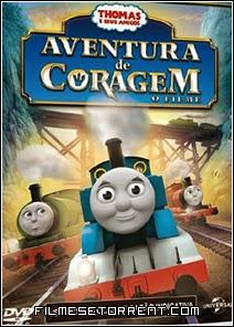 Thomas e seus Amigos - Aventura de Coragem Torrent Dublado