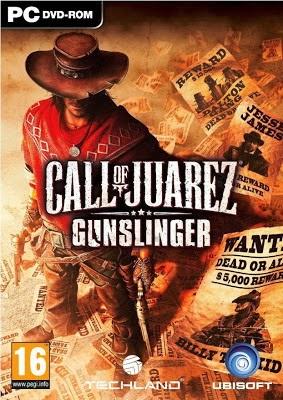 Call of Juarez Gunslinger 2013