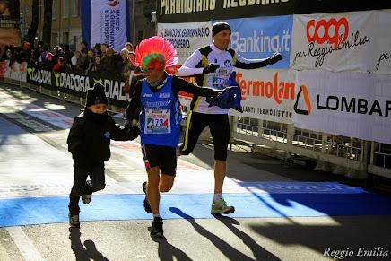 Maratona di Reggio Emilia 2012