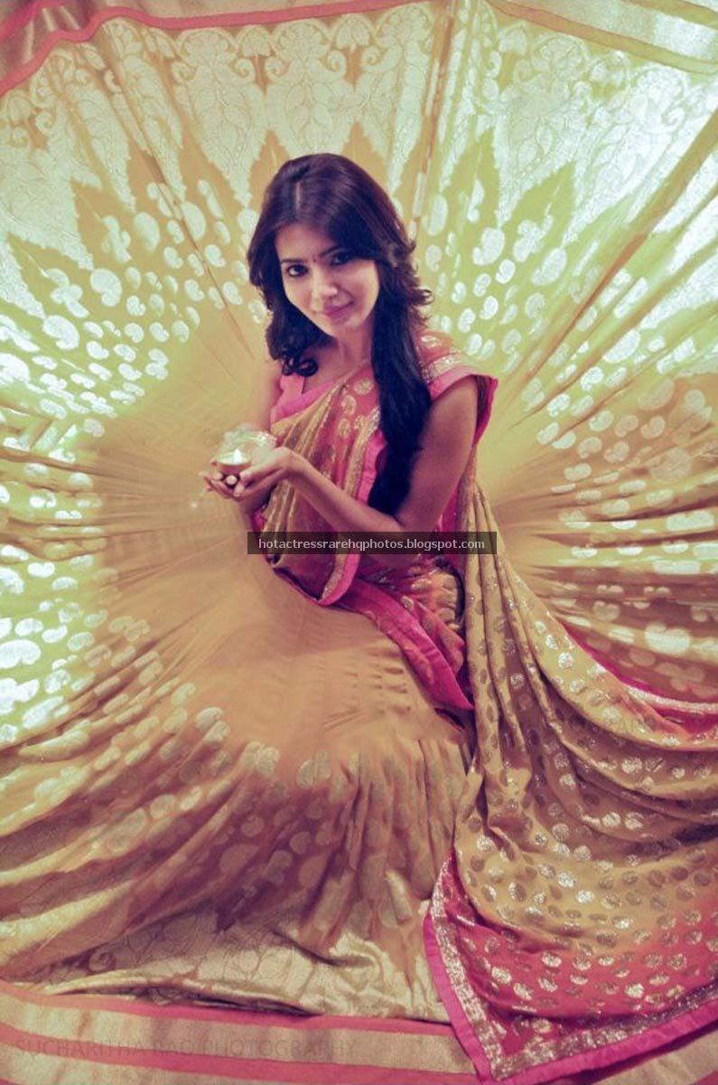 Telugu Actress Samantha Ruth Prabhu Unseen Beautiful Photo Gallery ...