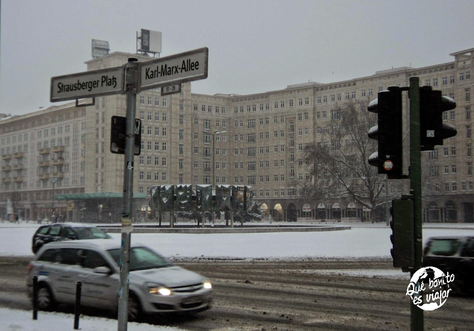 Friedrichshain Berlín alternativo