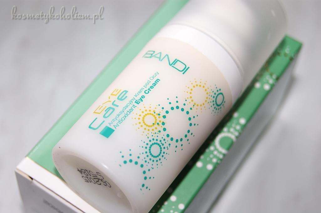 BANDI - Antyoksydacyjny krem pod oczy