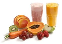 Frutas, Legumes e Muito Liquido ajuda no processo para uma boa Digestao