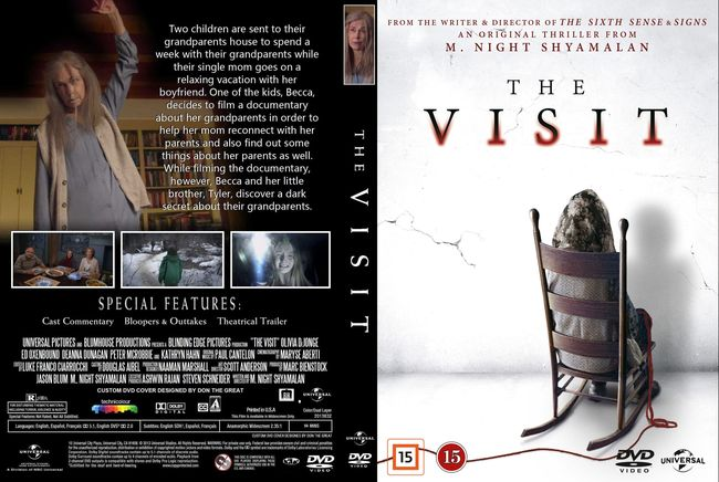 The Visit – Latino