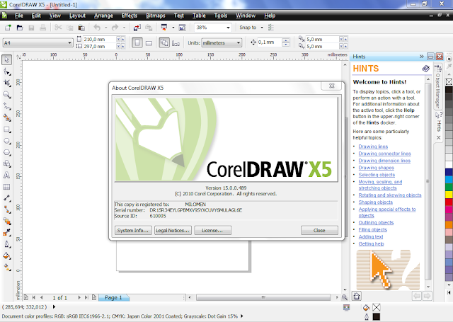 coreldraw graphics suite x5 portable free download