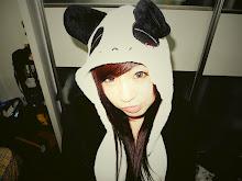 My Panda Costume :3