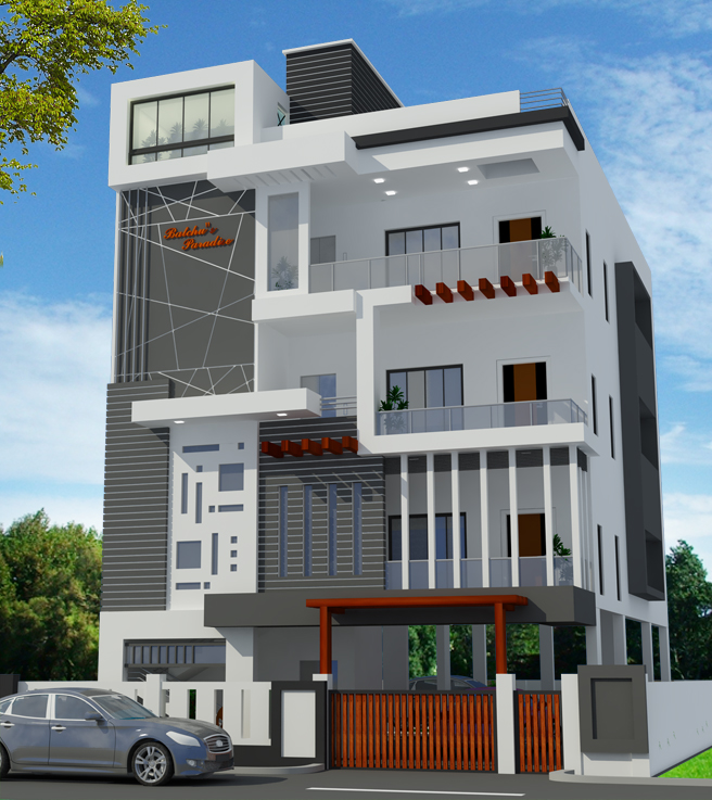 N Home Elevation Zone : Xpert zone architects interior designers mr srinivas